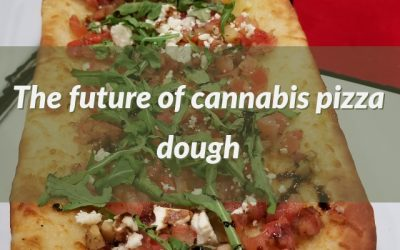 The future of cannabis pizza dough