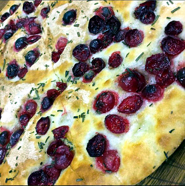Festive Focaccia – Three Delightful Holiday Ideas