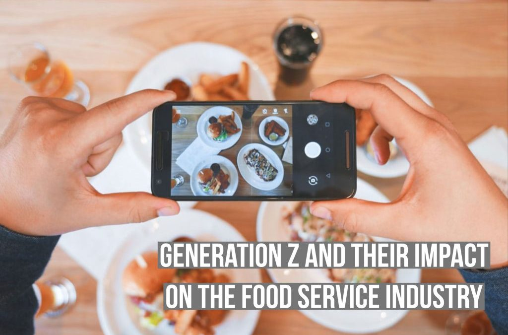 Generation Z and their impact on the food service industry