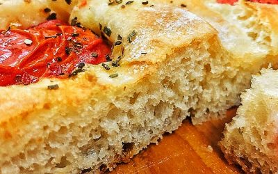 What is the difference between focaccia and ciabatta?